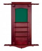 Киевница настенная универсальная (махагон, 118 х 85 х 10 см)