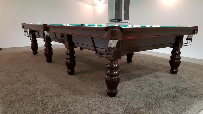 Реставрация бильярдных столов