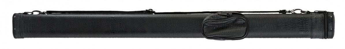 Тубус для кия «Action 1/2» 85 см (черный/кроко)