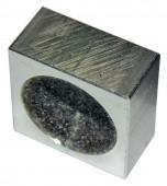 Махровка «Cue Cube-2» (серебристая)