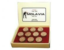 Наклейка для кия «Molavia» (H) 13 мм