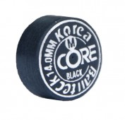 Наклейка для кия «Ball Teck Black Core Coffee» (M) 14 мм