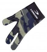 Перчатка бильярдная «Longoni Fancy Military 1»