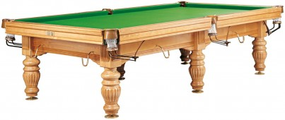 Бильярдный стол для русского бильярда «Dynamic Prince» 10 ф (дуб)