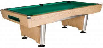 Бильярдный стол для пула «Dynamic Triumph» 8 ф (дуб) в комплекте, аксессуары + сукно