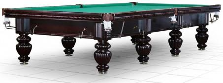 Бильярдный стол для русского бильярда «Tower» 12 ф (махагон)