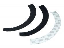 Комплект полировочных лент для машинки «Deluxe», 8 шт./ компл.