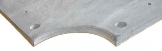Плита «Standard-Quality» 7 ф (18 мм, 1-pc) пул