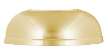 Плафон «Crown» (золотистый D35см)