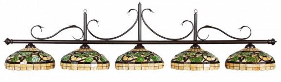 "Лампа на пять плафонов ""Sonoma"""