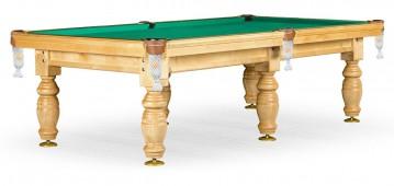 Бильярдный стол для пула «Дебют» 9 ф (светлый) ЛДСП